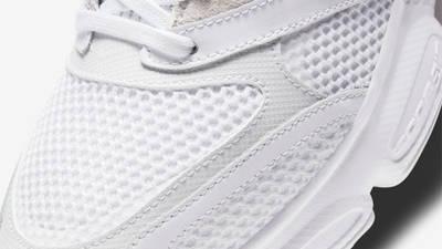 Nike Zoom Air Fire White Sail Closeup