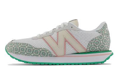 Casablanca x New Balance 237 White Green