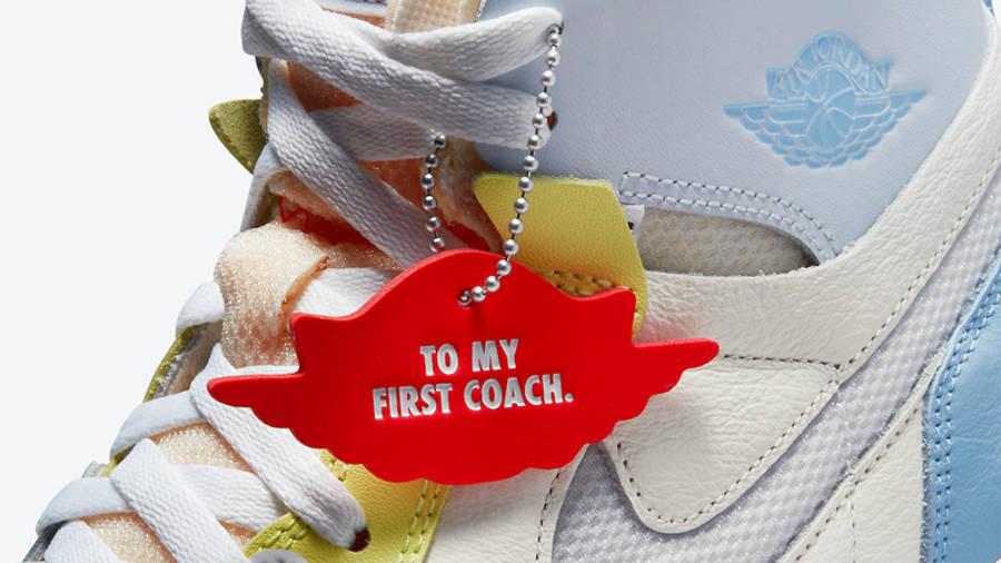 Jordan 1 Zoom Comfort To My First Coach Closeup