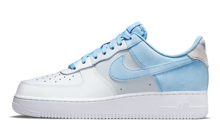 Nike Air Force 1 Low Psychic Blue   Where To Buy   CZ0337-400 ...