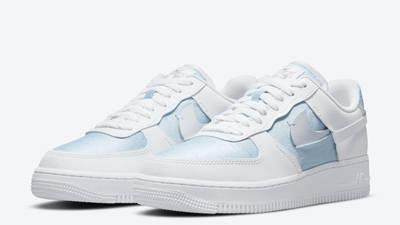 Nike Air Force 1 LXX Glacier Blue Front