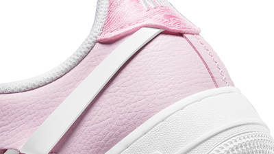 Nike Air Force 1 LXX Pink Foam Closeup