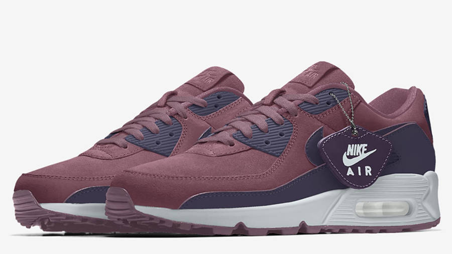 Nike Air Max 90 Premium By You   Where To Buy   undefined   Ietp