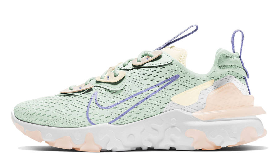 Nike React Vision Barely Green