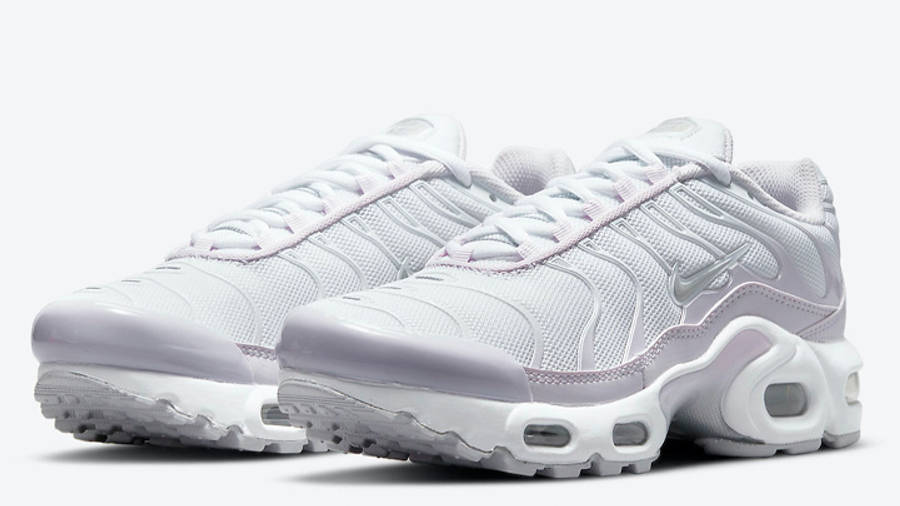 Nike TN Air Max Plus GS Light Lilac Front