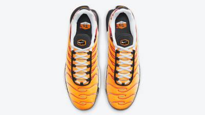 Nike TN Air Max Plus Orange Purple Middle