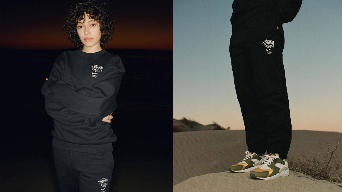 Nike x Stussy Collection 2021