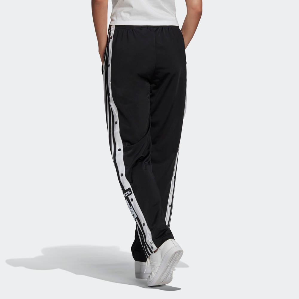 adidas Adicolor Classics Adibreak Tracksuit Bottoms Black Back