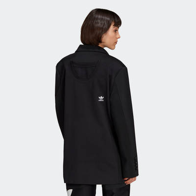 adidas Blazer Black Back
