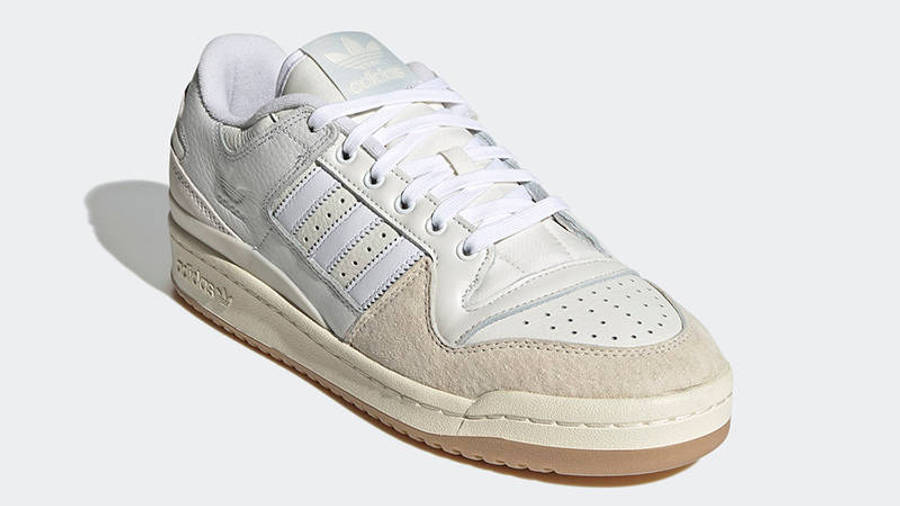 adidas Forum 84 Low Chalk White Front