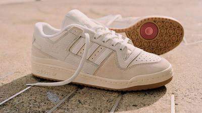 adidas Forum 84 Low Chalk White Lifestyle