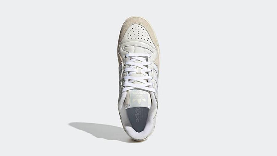 adidas Forum 84 Low Chalk White Top