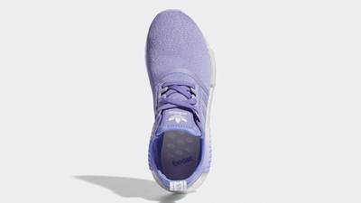 adidas NMD R1 Light Purple Middle