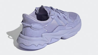 adidas Ozweego Dust Purple Back