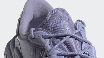 adidas Ozweego Dust Purple Closeup