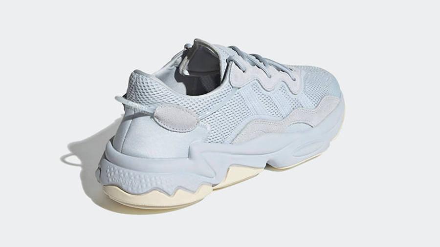 adidas Ozweego Halo Blue Cream White Back
