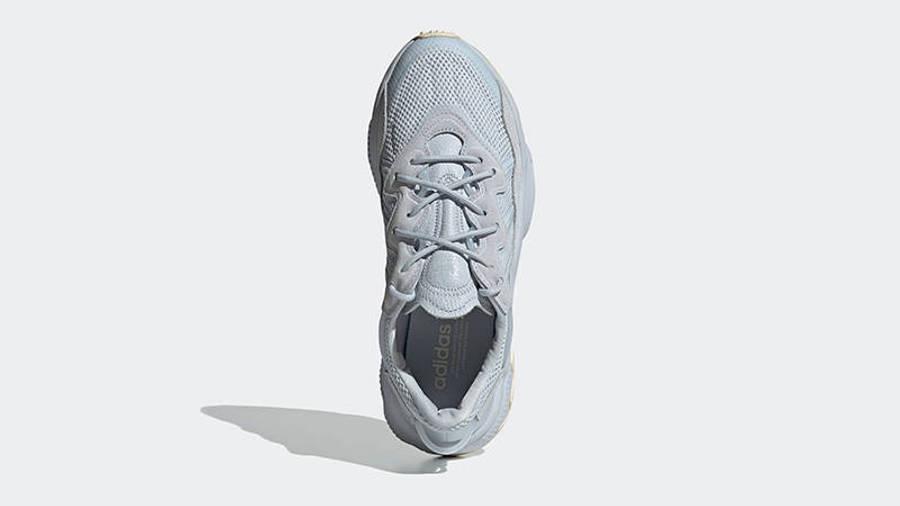 adidas Ozweego Halo Blue Cream White Middle
