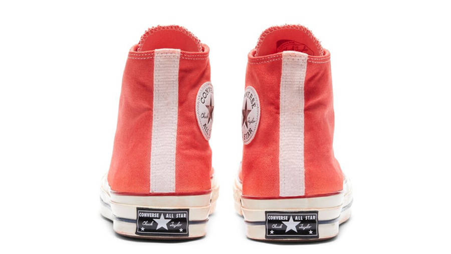 Converse Chuck 70 Colour High Oxy Fire Dyed Back