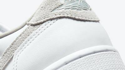 Jordan 1 Low OG Neutral Grey Closeup