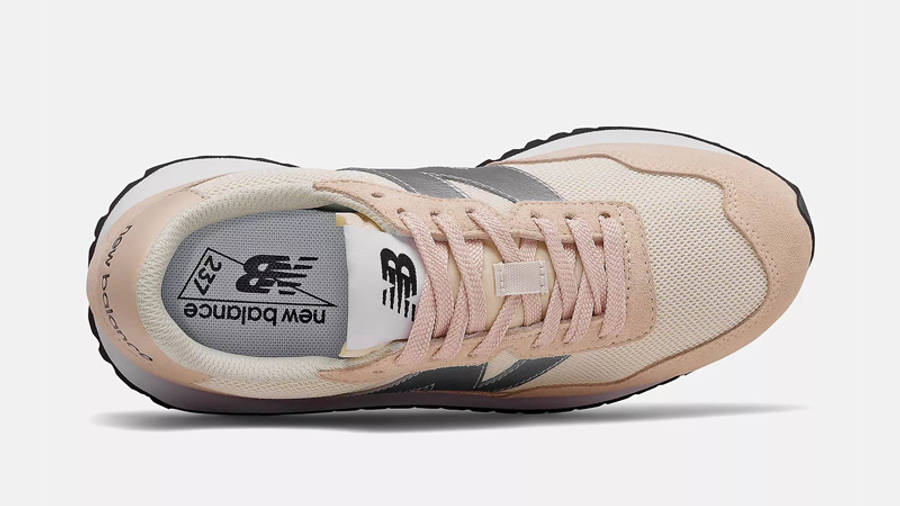 New Balance 237 Rose Water Middle