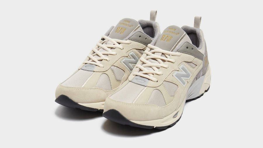New Balance 878 Brown Front
