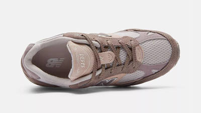 New Balance 991 Pinky Grey Middle