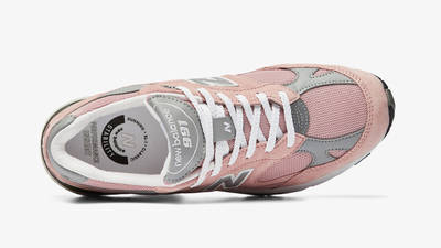 New Balance 991 Shy Pink Middle