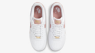 Nike Air Force 1 Low White Rust Pink Middle