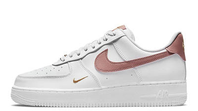 Nike Air Force 1 Low White Rust Pink