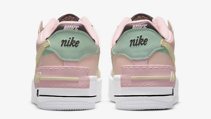 nike air force 1 shadow arctic punch back w900
