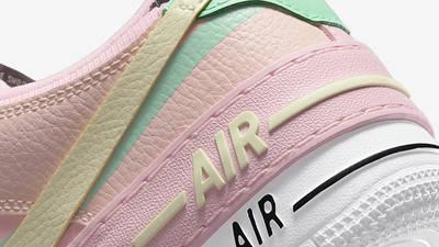 Nike Air Force 1 Shadow Arctic Punch Closeup
