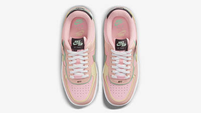 Nike Air Force 1 Shadow Arctic Punch Middle