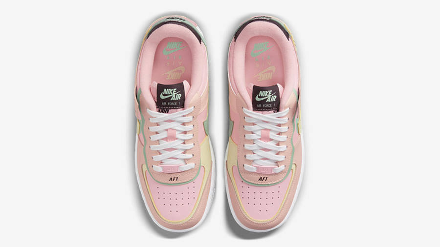 nike air force 1 shadow arctic punch middle w900