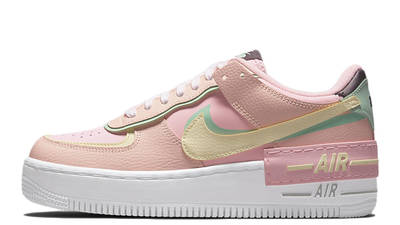 nike air force 1 shadow arctic punch w400