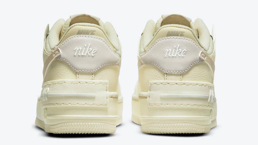 nike air force 1 shadow coconut milk back w900