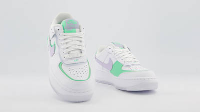 diamond pink and teal free runs Infinite Lilac CU8591-103 Front
