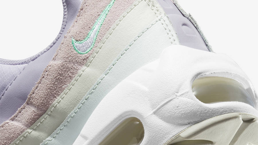 Nike Air Max 95 Easter Closeup