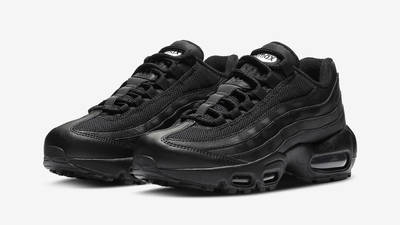 Nike Air Max 95 Recraft Black Front
