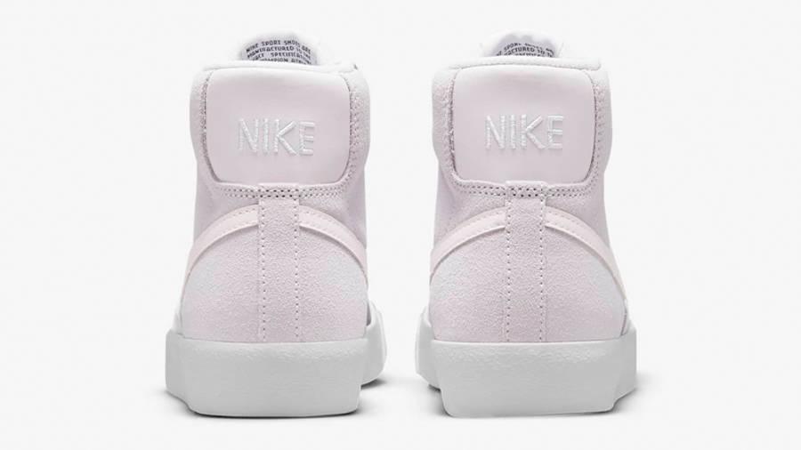Nike Blazer Mid 77 GS Light Violet Back