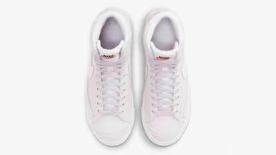 Nike Blazer Mid 77 GS Light Violet Middle