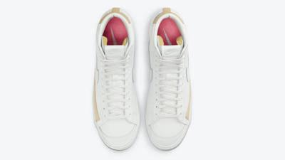 Nike Blazer Mid Burlap White Middle