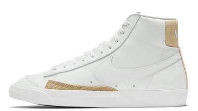 Nike Blazer Mid Burlap White