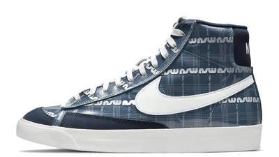 Nike Blazer Mid Midnight Navy