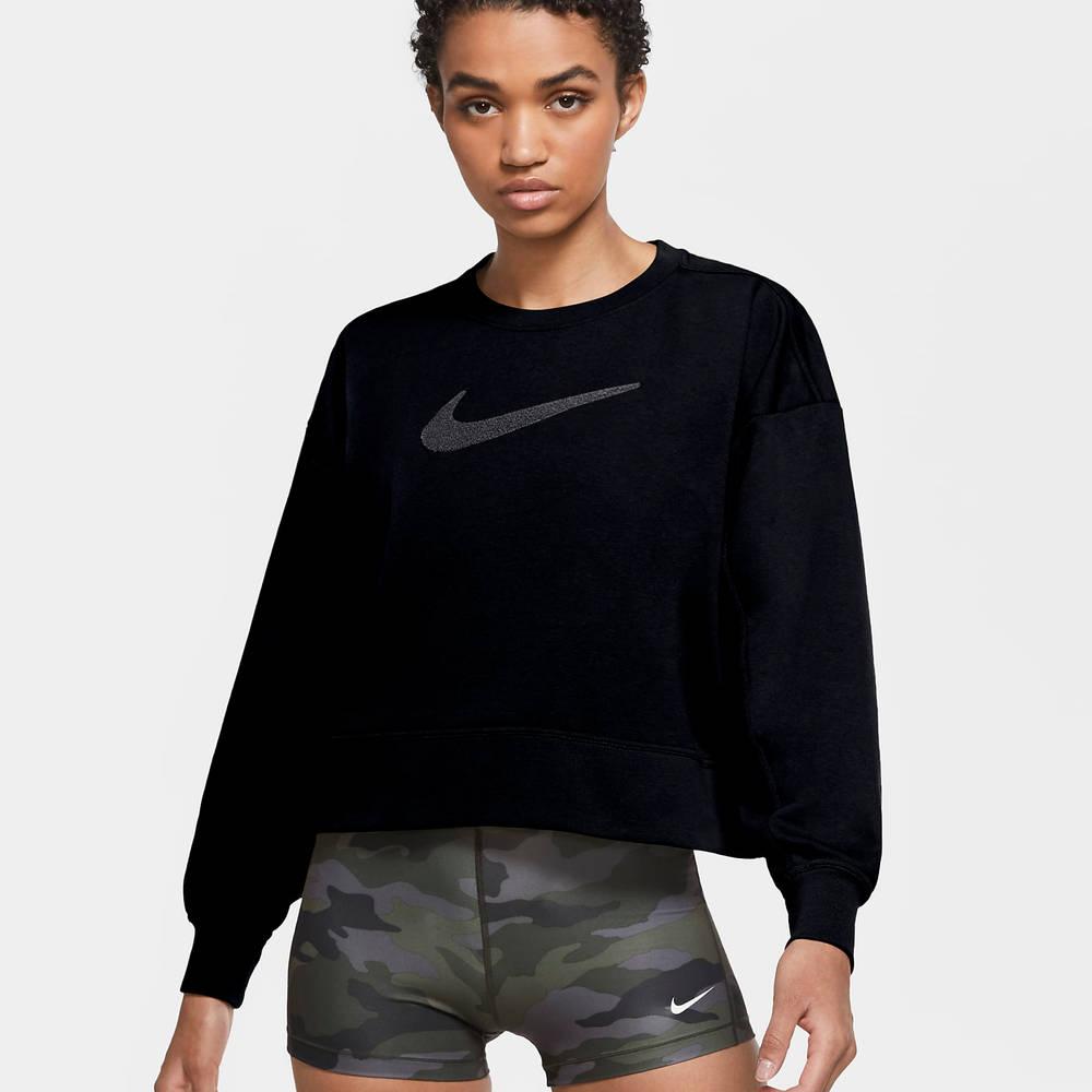 Nike Dri-FIT Get Fit Swoosh Training Crew Sweatshirt CU5506-010