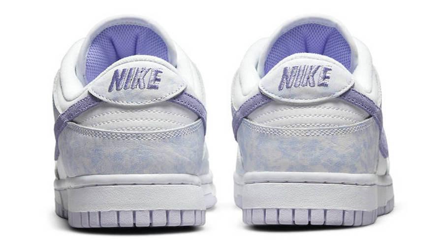 Nike Dunk Low Purple Pulse Back