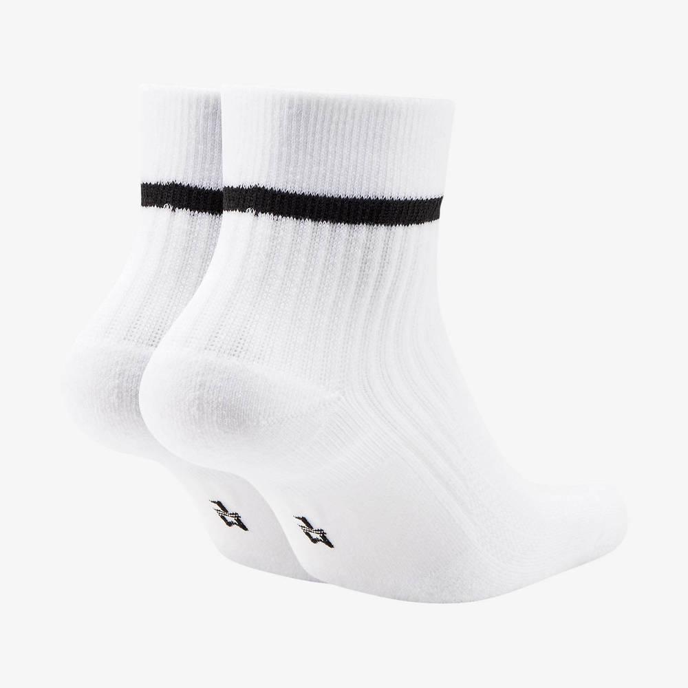 Nike Essential Ankle Socks (2 Pairs) Back