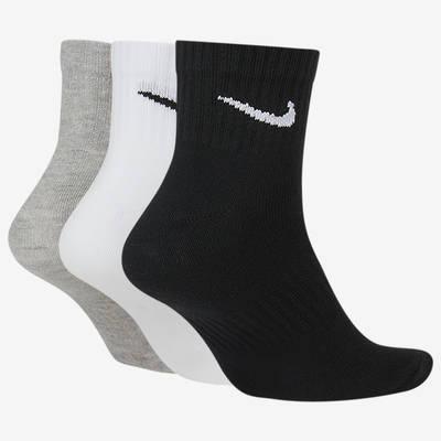 Nike Everyday Lightweight Training Ankle Socks SX7677-901 Back