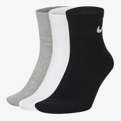 Nike Everyday Lightweight Training Ankle Socks SX7677-901