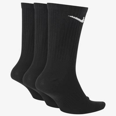 Nike Everyday Lightweight Training Crew Socks SX7676-010 back