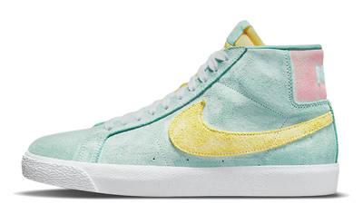 Nike SB Blazer Mid Faded Light Dew